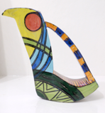 ETAIN HICKEY  & JIM TURNER ~ Sail Away I - Pottery - €175