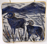 ETAIN HICKEY ~ Auar & Mountain Goats - Pottery - €175