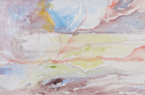 PETER MURRAY ~ Connemara Landscape - watercolour - €175